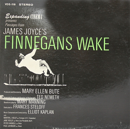 [Bloomsday] Passages from James Joyce's Finnegans Wake  1