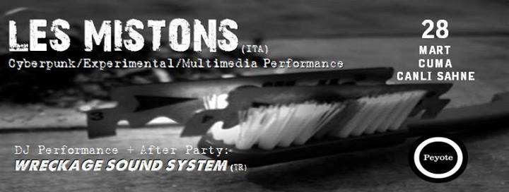 Les Mistons + Wreckage Sound System  2