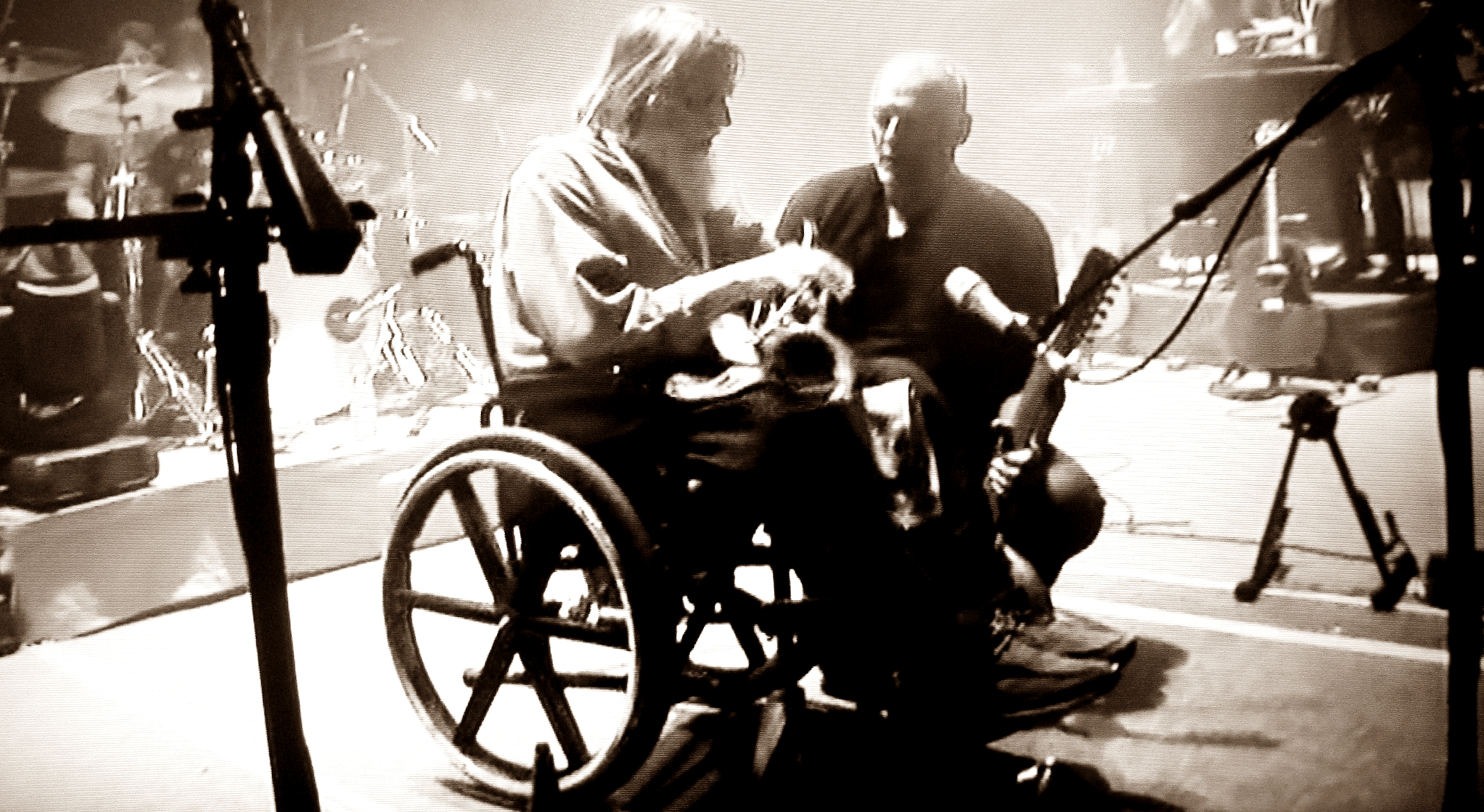 Robert Wyatt - David Gilmour