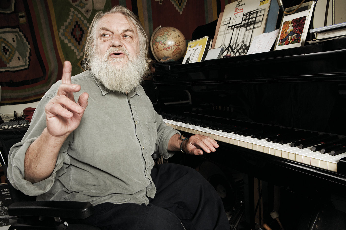 Robert Wyatt: Different Every Time 6
