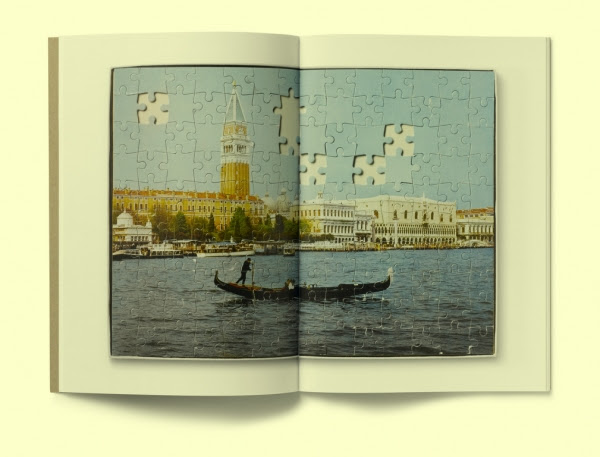 Zebra's Football & Debbie Harry: The Lost Art Of Puzzle Photography 2